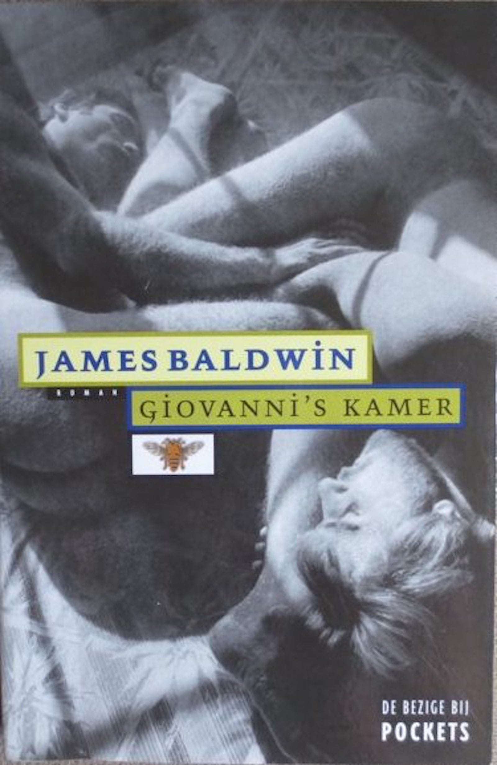 Giovanni's kamer - James Baldwin