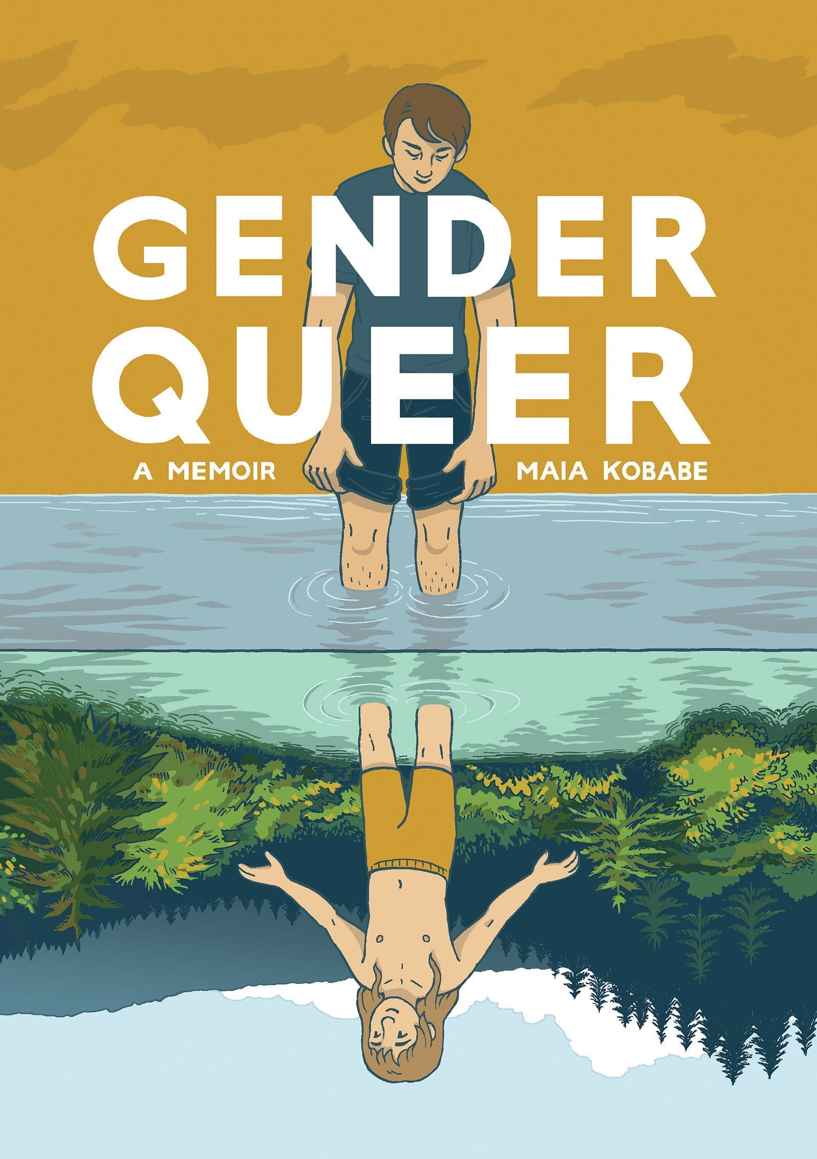 Gender Queer - Maia Kobabe