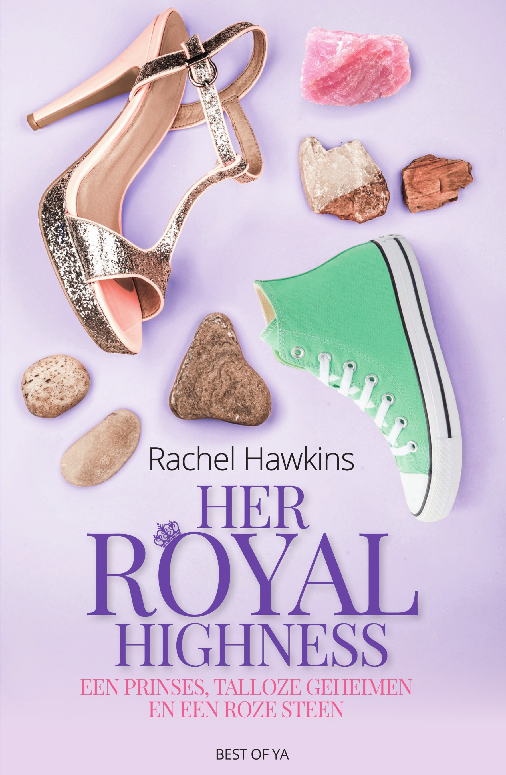 Her Royal Highness - Rachel Hawkins