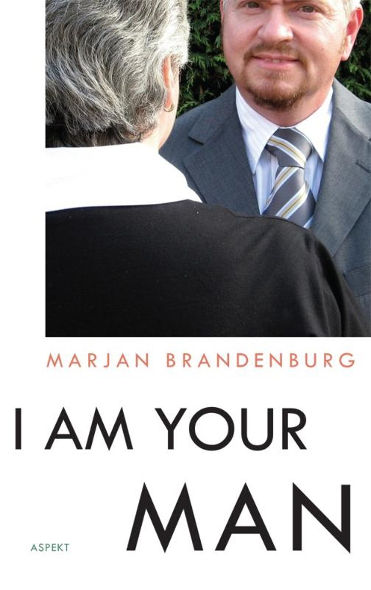 I am your man  - Mirjam Brandenburg